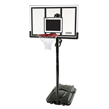 Lifetime 71524 XL Height Adjustable Portable Basketball System