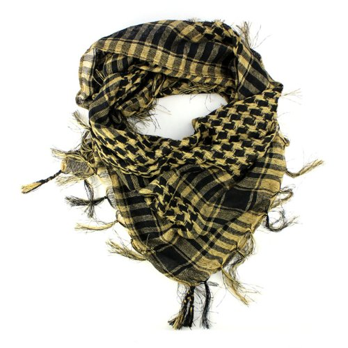 725bf87f1 Change 1PC Unisex Fashion Women Men Arab Shemagh Keffiyeh Palestine Scarf  Shawl Wrap (Yellow) - Buy Online in Oman. | Misc. Products in Oman - See  Prices, ...
