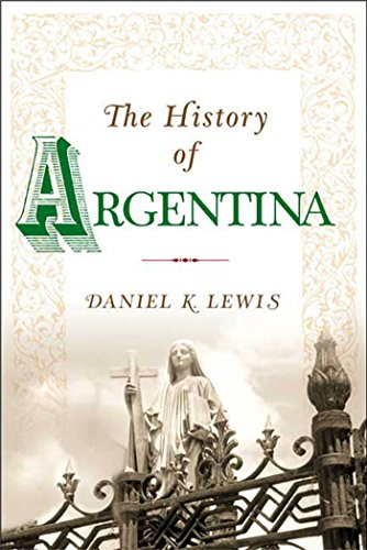 History Of Argentina (Palgrave Essential Histories Series)