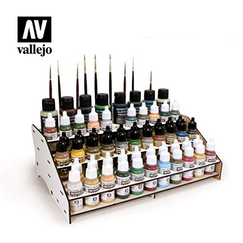 Vallejo Front Module Paint Stand (Paint Bottle Organizer)