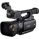 "Canon XF-105 ""High Definition Professional Camcorder, XF Codec, CF Card Media, 10X HD Zoomlens, 1920 x 1080 CMOS Sensor"