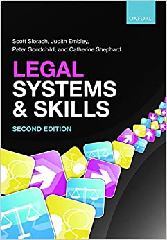 Book Legal Systems and Skills