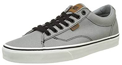 9bcb12c52f Vans Dawson - Herringbone Wild Dove - Youth  Amazon.co.uk  Shoes   Bags
