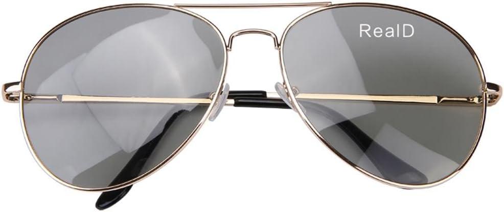 XINGZHE Gafas de Sol: Gafas 3D estereoscópicas, polarizadas, sin Flash, Cine, TV 3D Gafas de Sol: Amazon.es: Hogar