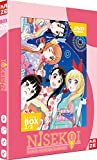 Nisekoi : Amours, mensonges & yakuzas ! - Saison 1, Box 2/2 [Francia] [DVD]