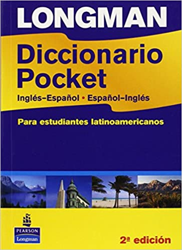 Book Longman Diccionario Pocket, Ingles-Espanol, Espanol-Ingles: Para estudiantes latinamericanos (Paper) (2nd Edition) (Latin American Dictionary)