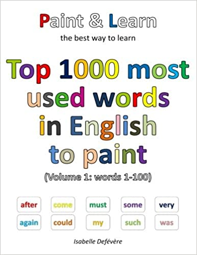 Most popular words in english