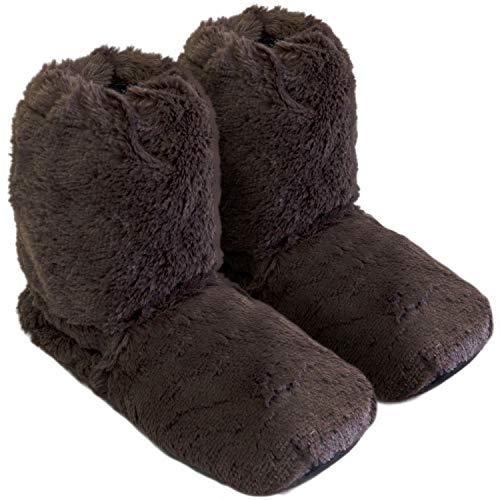 Moca Zapatillas Calentables Sox Térmicas En Thermo Horno Microondas El BaAW8aqFn