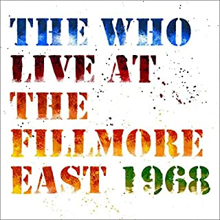 Live At The Fillmore East: Saturday April 6, 1968 (2CD) by The Who (B079NBWT35) | Amazon price tracker / tracking, Amazon price history charts, Amazon price watches, Amazon price drop alerts
