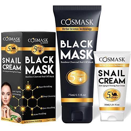 COSMASK Blackhead Charcoal Purifying Cleansing product image
