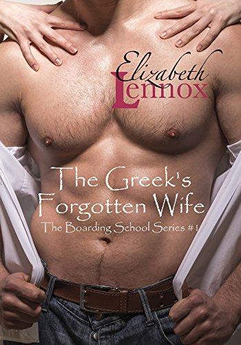 Greeks Forgotten Wife Boarding School ebook product image