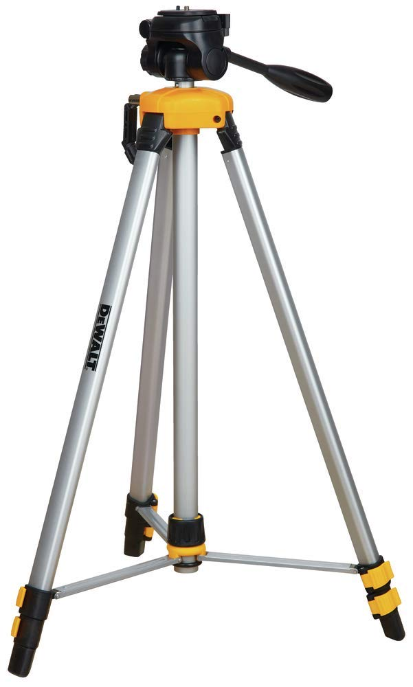DEWALT DW0881T Laser Tripod with Tilting Head by DEWALT