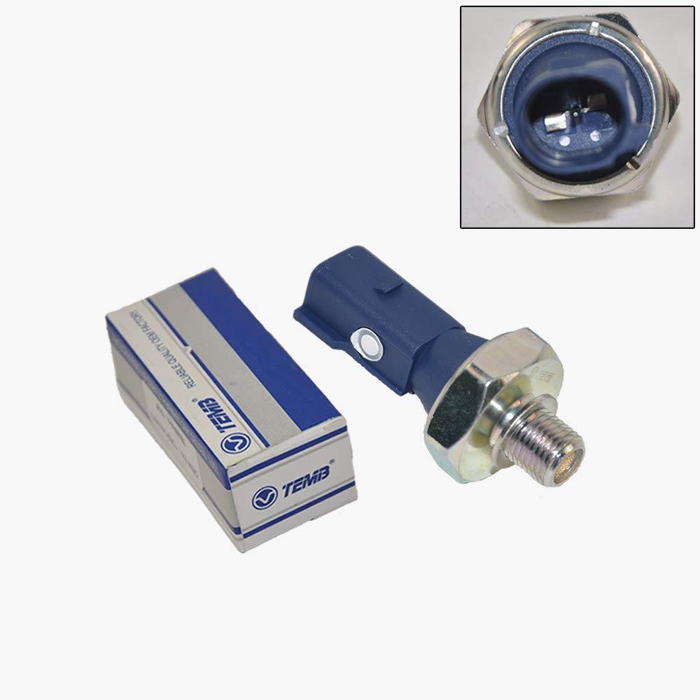 Engine Oil Pressure Switch Sensor for Audi A4 A5 A6 Q5 allroad Quattro 1.8L 2.0L Temb Premium 06H919081A New KM_06H-919-081A = 4917