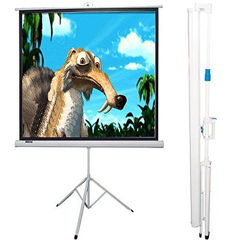 50 inch portable projector screen - 6