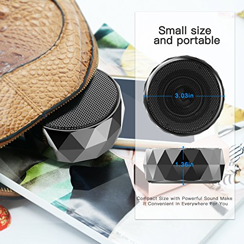 BAXIA-TECHNOLOGY-Portable-Mini-Bluetooth-Speakers-V40-Super-Bass-Highly-Perfect-Wireless-Portable-Speaker-for-iPhone-iPod-iPad-Phones-and-Home-Kitchen-Outdoors