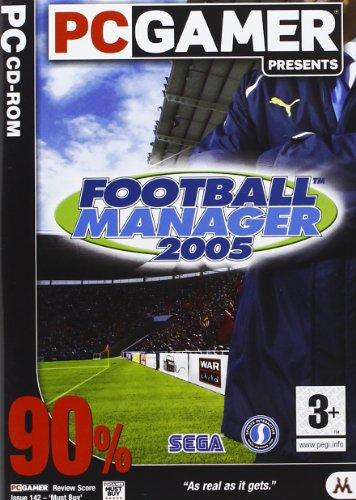 Football (Soccer) Manager 2005 (輸入版)