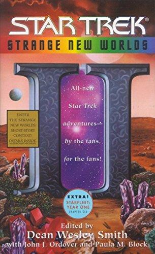 Strange New Worlds II (Star Trek Book 2)