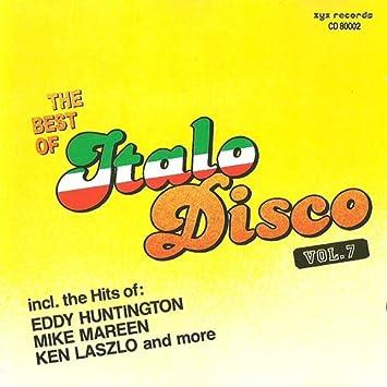 Tolle Italo Disco Hits aus den 80er Jahren (CD Compilation, 16 Tracks)