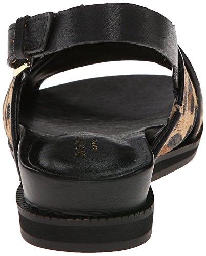 Isaac Mizrahi New York Frauen Flache Schuhe Brown Multi Pony