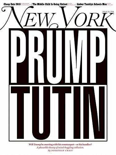 Magazines : New York Magazine