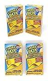 Chore Boy Golden Fleece Scrubbing Cloth - 4-Pack of 2 Cloths/Box (Total of 8 Scrubbing Cloths)