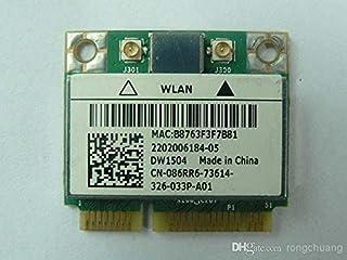 86RR6 - WiFi Card DW1504 802.11b/g/n Internal; Mini Latitude E6320 (B00ZSWPSDE) | Amazon price tracker / tracking, Amazon price history charts, Amazon price watches, Amazon price drop alerts