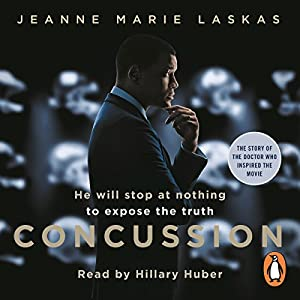 Concussion Audiobook
