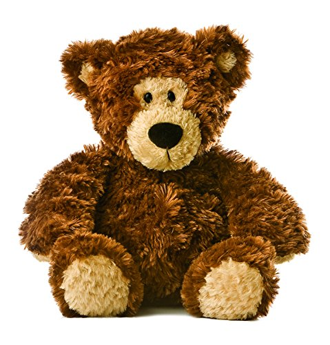 Brown Plush Bear (Aurora World Aurora Plush 12
