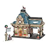 Department 56 Christmas In The City Series ''Royal Oil Company'' (Set of 2)