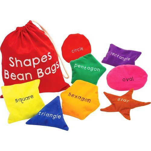 Educational Insights Shapes Bean (Educational Insights Shapes)