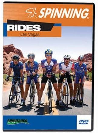 SPINNING® Fitness DVD Rides Las Vegas - Bicicletas estáticas ...
