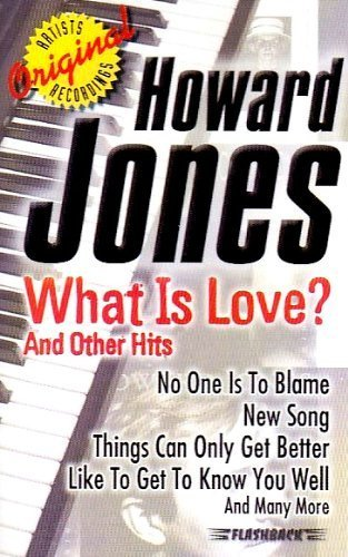 What Is Love & Other Hits by Howard Jones