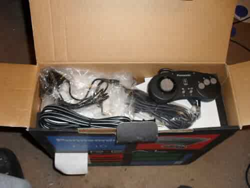 Panasonic 3DO FZ-10 Video Game Console