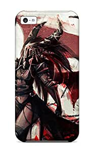 Brand New 5c Defender Case For Iphone (women Warrior)