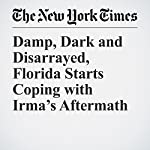 Damp, Dark and Disarrayed, Florida Starts Coping with Irma's Aftermath | Alexander Burns