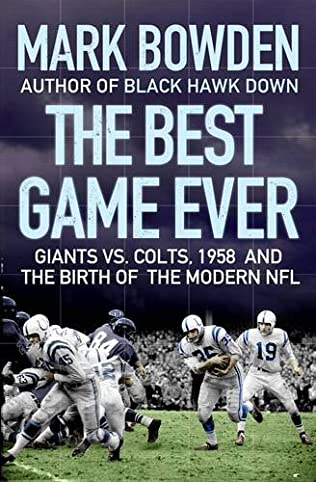 book cover of The Best Game Ever