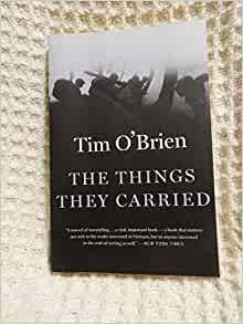 The literary devices used by tim obrien in the things they carried