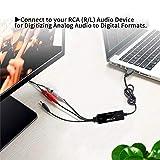 USB 2.0 Digital Audio Capture Card for Windows