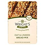 Wright's Oat & Linseed Bread Mix (500g) - Pack of 2