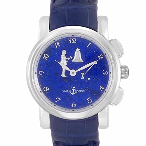 Ulysse-Nardin-Hourstriker-automatic-self-wind-mens-Watch-6109-103E3-Certified-Pre-owned