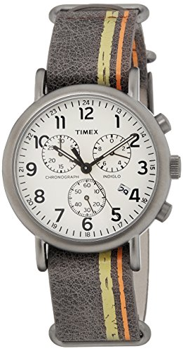 Timex-Weekender-Chronograph-Off-White-Dial-Mens-Watch-TW2P78000