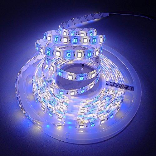 LEDENET? Super Bright 24V 360LEDs Waterproof IP65 RGBWW LED Flexible Strip Lights 5050 Multi-colors Lighting Kit 5M LED Christmas Twinkle Lamps by LEDENET