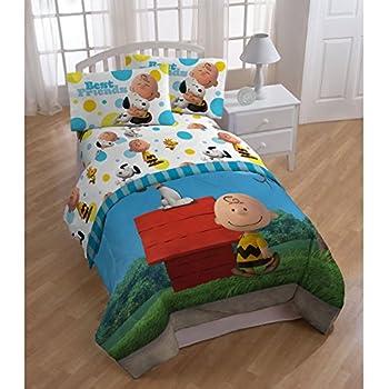 Amazon.com: 5 Piece Kids Peanuts The Movie Themed