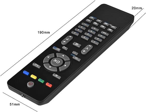 Zerone Mando a Distancia de Repuesto RC1205 para Hitachi TV, Mando ...
