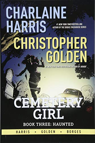Charlaine Harris Cemetery Girl, Book 3: