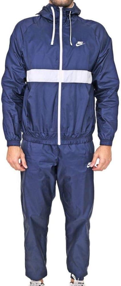 Desconocido M NSW CE TRK Suit HD Wvn Chándal, Hombre: Amazon.es ...