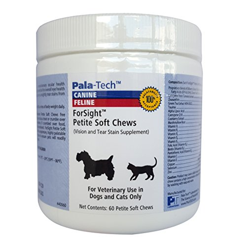 Pala Tech Canine/Feline Forsight Petite Soft Chews by Pala Tech