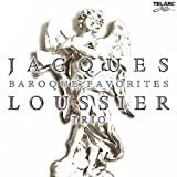 Baroque Favorites: Jazz Improvisations by Jacques Loussier (2001-10-29)