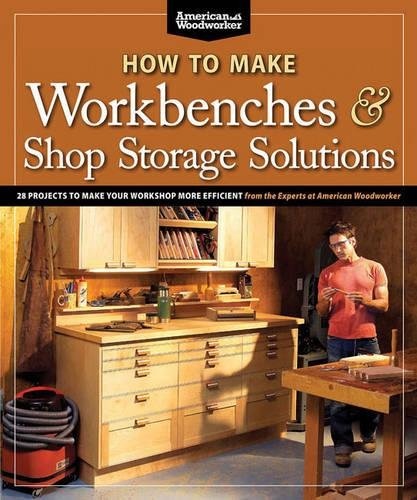 Workbenches & Shop Storage Solutions