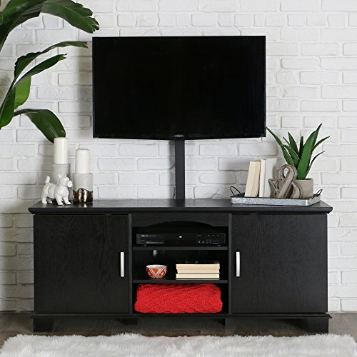 tv cabinet with mount - 3